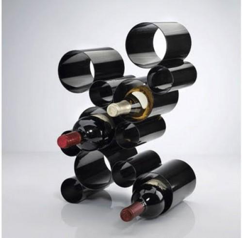 Botelleros: Variedad de formas y estilos