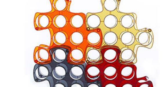 Botelleros variedad de formas y estilos botellero - Botelleros de madera para vino ...